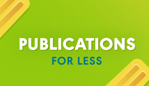 Save 20% Publications