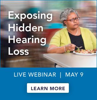 Hidden Hearing Loss Live Webinar