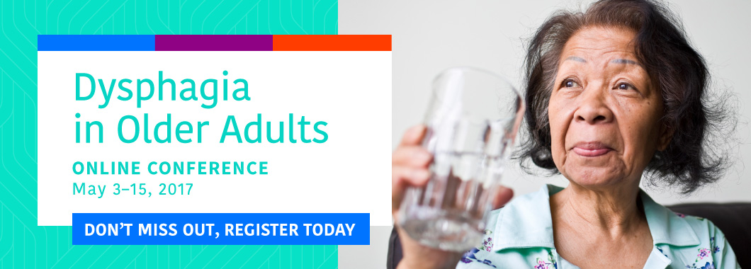 Save $50 - Dysphagia Online Conference