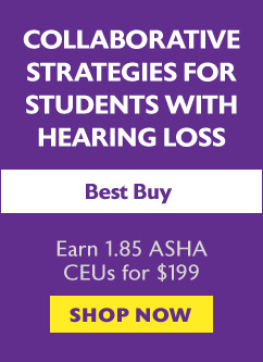 Collaborative Strategies for Students With Hearing Loss