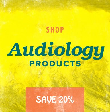 Save 20% in August on Reference Materials for Audiologists