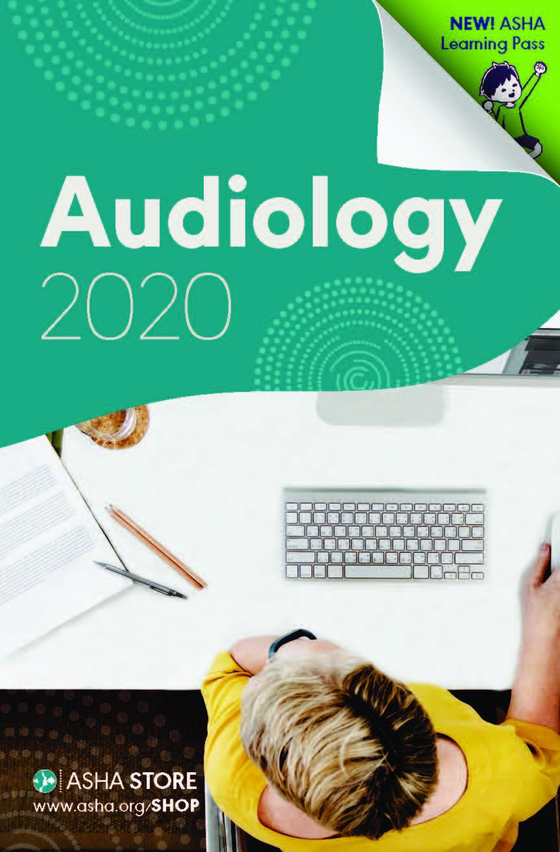 2020 Audiology Product Catalog