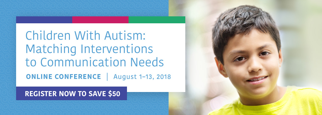 Register Now and Save- Autism Conference