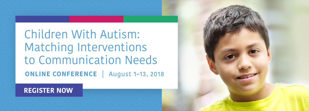Register Now - Autism Conference