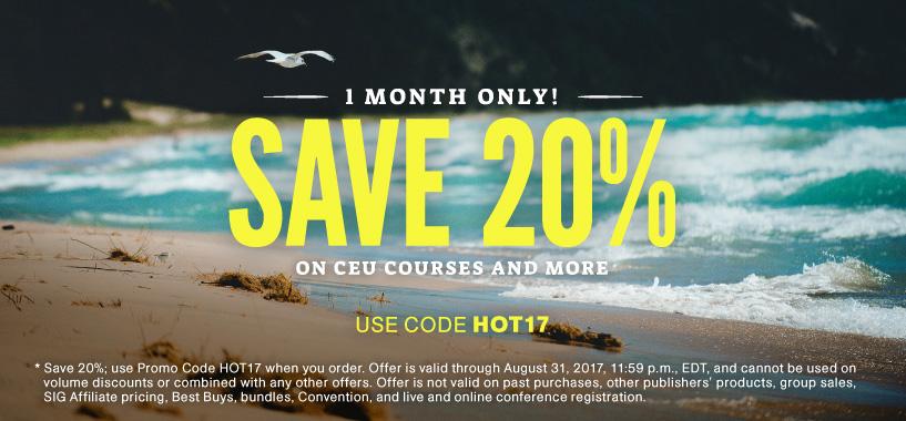 Summer Sale - Save 20%