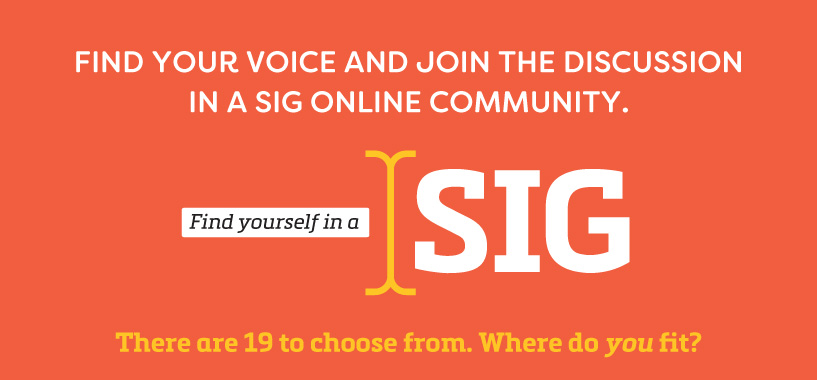 Join a SIG