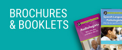 See all of our booklets and brochures