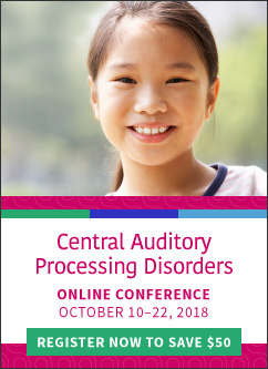 Audiology 2018 Online Conference