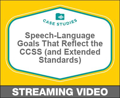 Case Studies: CCSS