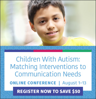 Register Now - Children With Autism Online Conference
