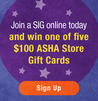 Join a SIG and Win