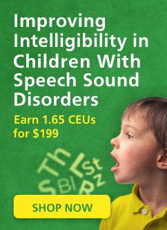 Speech Sound Disorders Best Buy