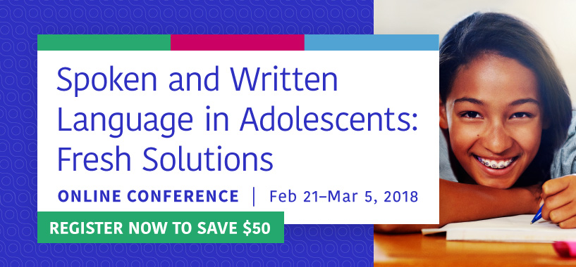 Spoken and Written Language Online Conference