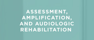Courses on Assessment, Amplification, and Audiologic Rehabilitation