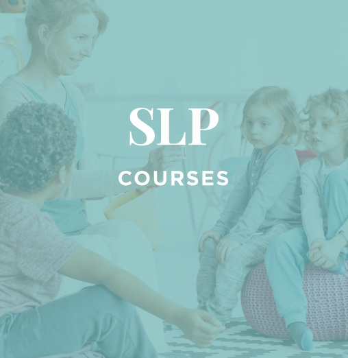 Save 20% on ASHA CE Courses for SLPs
