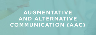 Courses on Augmentative and Alternative Communication (AAC)