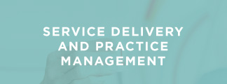 Courses on Service Delivery and Practice Management