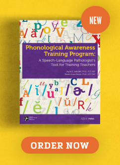 New Phonological Awareness Training Program
