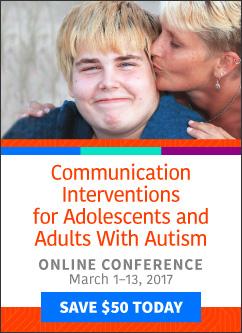 Autism Online Conference