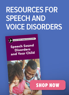 Speech & Voice Resources