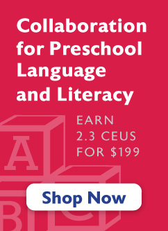 Preschool Language and Literacy eWorkshops Best Buy