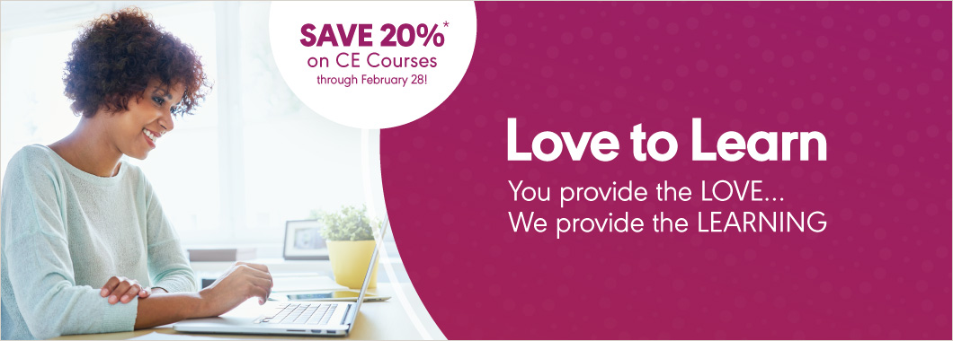 Love Learning Even More with 20% Off!