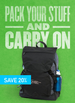 Save 20% on Bags & Cases