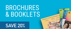 Save 20% on Booklets and Brochures