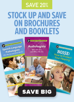 Save 20% on Brochures and Booklets