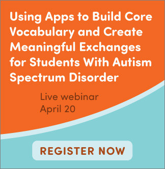 Using Apps for Students with ASD Live Webinar