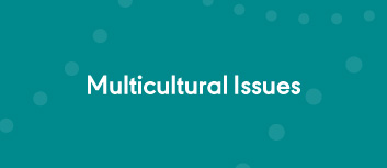 Publications on Multicultural Issues