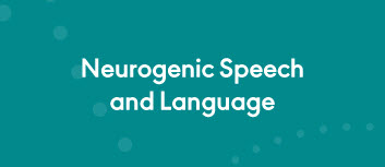 Publications on Neurogenic Speech and Language