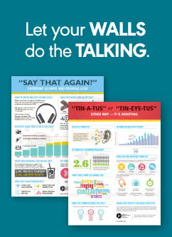 Check Out Audiology Posters