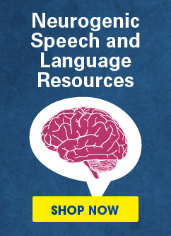 Neurogenic Speech and Language Resources