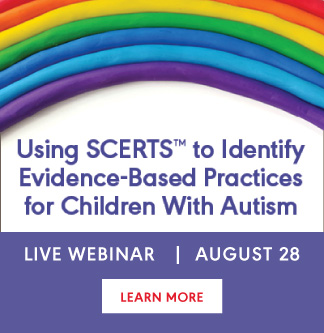 Can You Use the SCERTS Framework?
