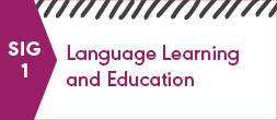 SIG 1, Language Learning and Education