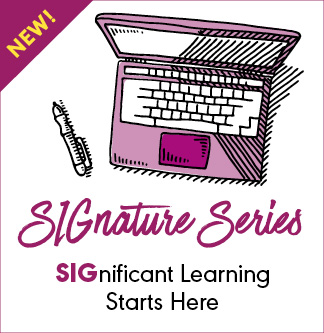 New Courses by ASHA SIGs