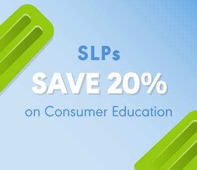 SLPs Save 20%