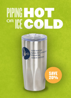 Save 20% in May on ASHA Drinkware