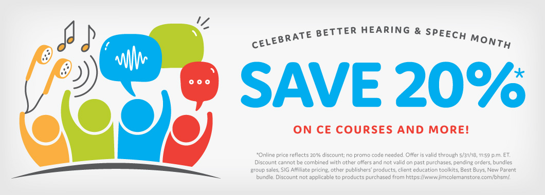 Save 20% on CE Courses and More
