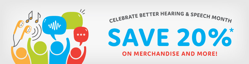 Save 20% in May on ASHA Merchandise