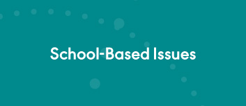 Publications on School-Based Issues