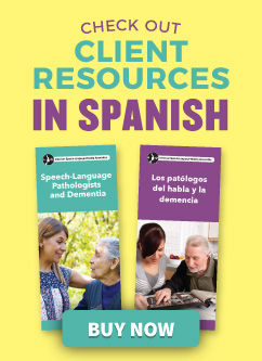 Check out client resources in Spanish