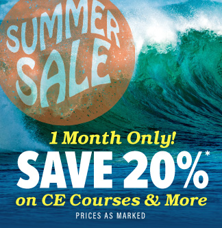 Ride the Wave and Save 20%