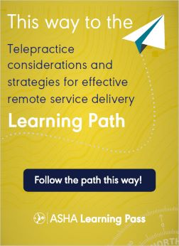 ASHA Learning Path