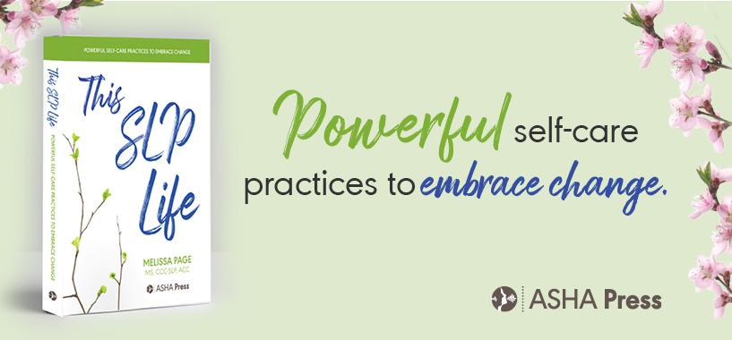 New SLP Coaching Book from ASHA Press