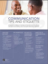 Communication Tips and Etiquette