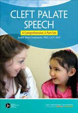 Cleft Palate Speech: A Comprehensive 2-Part Set