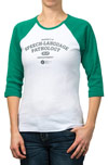 Speech Language Pathologist Women's Baseball Shirt