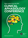 Select Papers from the 43rd Clinical Aphasiology Conference (Reference)
